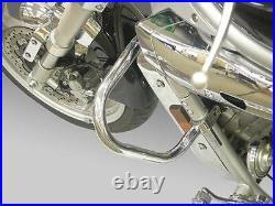 Hyosung United Motors Engine Guard GV650 Crash Bar ATK Highway