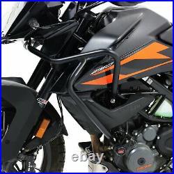 KTM 390 Adventure CRASH BAR ENGINE GUARD 2020 2021 Black and Orange Model B