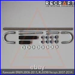 Kawasaki ER6N 2006-2011, KLE650 Versys 2007-2014 Crash Bars Engine Guard ver. 1
