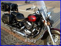 Kawasaki Vulcan Vn800 Highway Engine Guard Crash Bar Stainless Steel