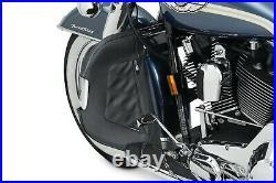 Kuryakyn Engine Crash Guard Bar Chaps Cover Harley Touring bagger Dresser 97-20