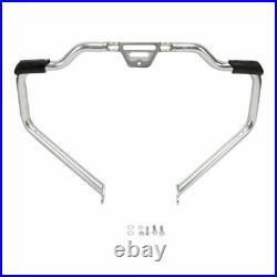 Mustache Engine Guard Crash Bar For Harley Softail Deluxe Fat Bob Boy 2018-2020