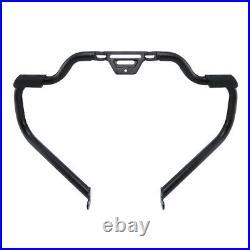 Mustache Highway Engine Guard Crash Bar Fit For Harley Softail Street Bob 18-21