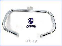 Mutazu 26 Factory Style ENGINE GUARD Crash Bar for YAMAHA V STAR 650 XVS 09-17