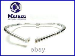 Mutazu Engine Guard Crash Bar for Yamaha Road Star XV1600 XV1700 Silverado 99-14