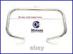 Mutazu Highway Engine Guard Crash Bar For Honda Shadow ACE VT750 VT400 97-2003