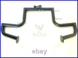 NEW MATTE BLACK Engine Guard Crash Highway Bar 4 Honda VTX 1300 R S C Models USA