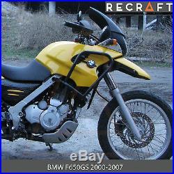 Recraft BMW F650GS 2000-2007 Top Crash Bars Engine Guard Frame Protector