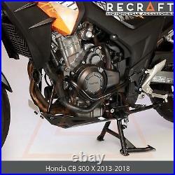 Recraft Honda CB500X 2013-2018 Bottom Crash Bars Engine Guard Frame Protector