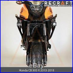 Recraft Honda CB500X 2013-2018 Top Crash Bars Engine Guard Frame