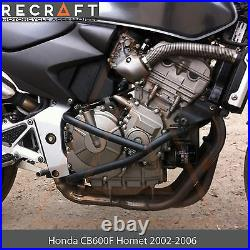 Recraft Honda CB600F Hornet 2003-2006 Crash Bars Engine Guard Frame Protector