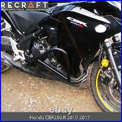 Recraft Honda CBR250R 2011-2013 Crash Bars Engine Guard Frame Protector