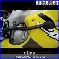 Recraft Honda CBR600F4i 2001-2006 Crash Bars Engine Guard With Crash Pads