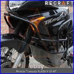 Recraft Honda Transalp XL650V 2000-2007 Crash Bars Engine Guard Frame Protector