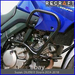 Recraft Suzuki DL650 V-Strom 2004-2011 Crash Bars Engine Guard Frame Protector