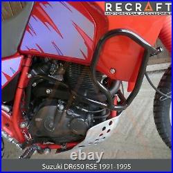 Recraft Suzuki DR650 RSE 1991-1995 Crash Bars Engine Guard Frame Protector
