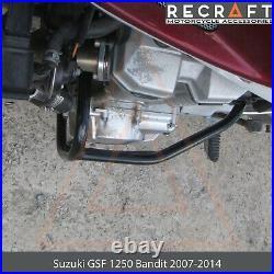 Recraft Suzuki GSF1250 Bandit 2007-2014 Crash Bars Engine Guard Frame Protector