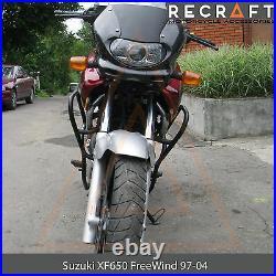 Recraft Suzuki XF650 FreeWind 1997-2004 Crash Bars Engine Guard Frame Protector