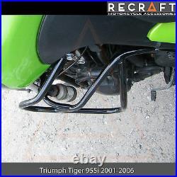 Recraft Triumph Tiger 955i 2001-2006 Crash Bars Engine Guard Frame Protector