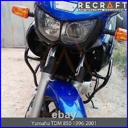 Recraft Yamaha TDM 850 1996-2001 Crash Bars Engine Guard Frame Protector