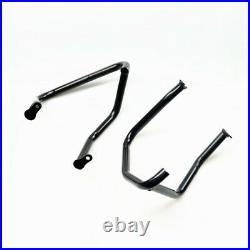 Upper Engine Crash Bars Radiator Guard Protector For BMW F650GS 99-08 G650GS 650
