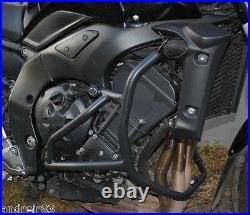 Yamaha FZ1N Engine Guard Crash Bars Black Mmoto YAM0146 YAMAHA ACCESSORIES BIKER