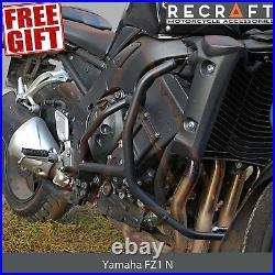 Yamaha FZ1 S Naked FZ1 Fazer 2006-2015 Crash Bars Engine Guard Protector + GIFT
