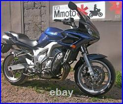 Yamaha FZ6 Fazer Naked S2 2004-2009 Crash Bars Engine Guard Frame + GIFT