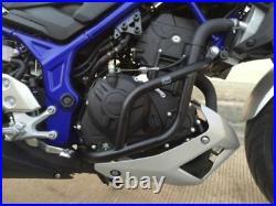 Yamaha MT03 2017 Crash Bars Engine Guards Frame Sliders Protector Damaged Case
