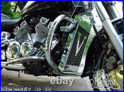 Yamaha Royal Star XVZ 1300 A Chrome Crash Bars Engine Guard, Protector
