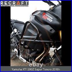 Yamaha XT1200Z Super Tenere 2010+ Crash Bars Engine Guard Frame Protector