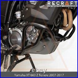 Yamaha XT660Z Tenere 2008-2016 Bottom Crash Bars Engine Guard Frame Protector