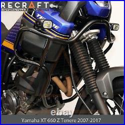 Yamaha XT 660 Z Tenere 2007-2017 Top Crash Bars Engine Guard Frame Protector