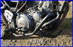 Yamaha Xt660x Engine Guard Crash Bars Black Yamaha Bike Motorcycle Accessories