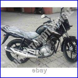 Yamaha YBR125 Engine Guard Crash Bar Protector 2005-16