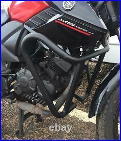 Yamaha YS 125 Engine Guard Crash Bars Protector 2017-21